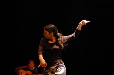 flamenco et attitude Alexandra